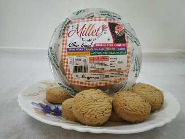 Millet Chia cookies by Moon Foods