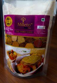 Multi Millet Chapati Mix by Milleto, Adhisurya Foods