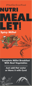 NutriMealLet Spicy by Good Way Organic Private Ltd