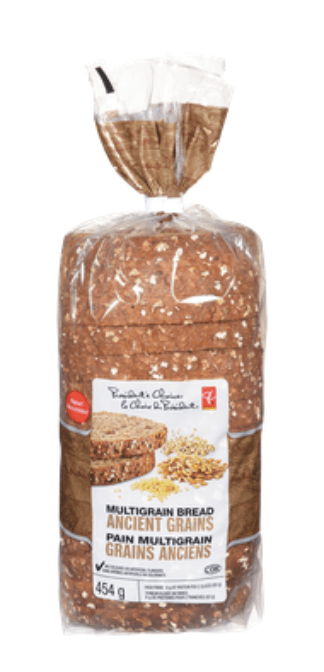 Multigrain Bread by President's Choice