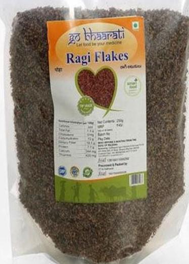 Ragi Flakes by Go Bhaarati