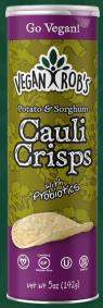Sorghum Cauli Crisps by Vegan Rob's