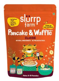 Pancake and Waffle mix Classic by Slurrp Farm