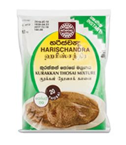 Kurakkan Tosai Mixture by Harischandra