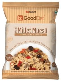 Millet Museli by Good Diet, Big Basket