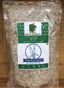 Pearl Millet Daliya (Semolina) by Millets for Health