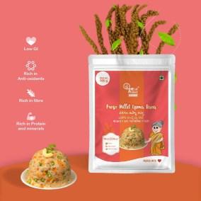 Proso Millet Upma Rava by Eat Millet, Coastal Foods