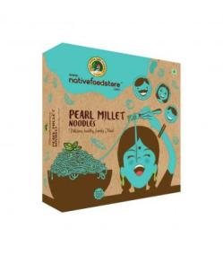 Pearl Millet Noodles by Native Food Store