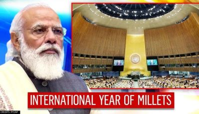 UNGA Adopts India-sponsored Resolution To Popularise Millets, PM Modi Expresses Gratitude