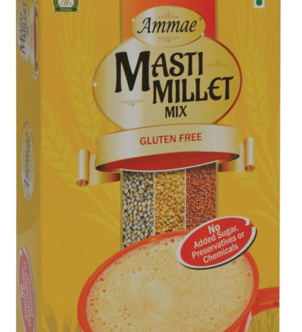 Millet Masti Mix by Ammae