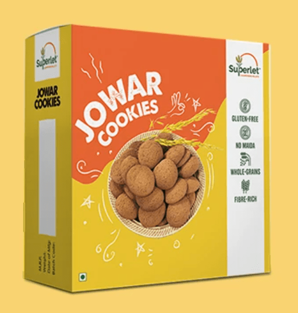 Jowar Cookies by Superlet