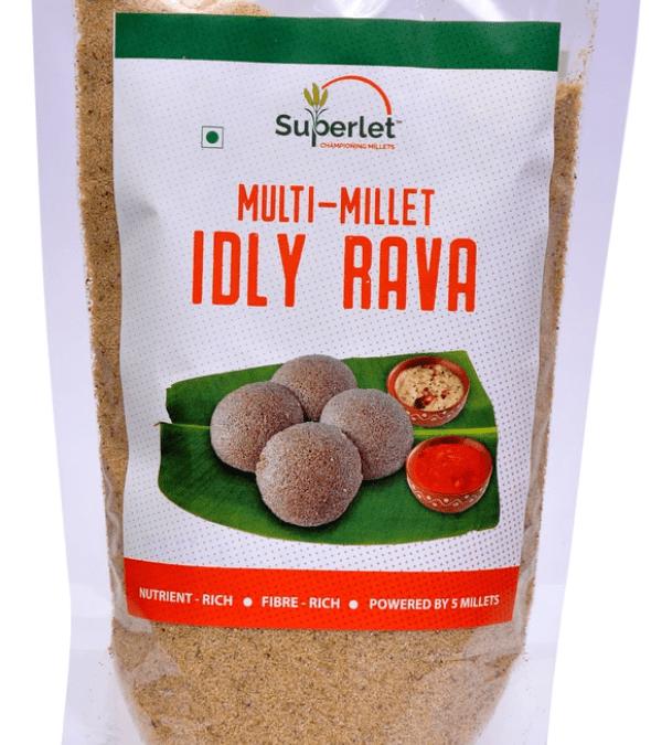 Multi Millet Idly Rava by Superlet