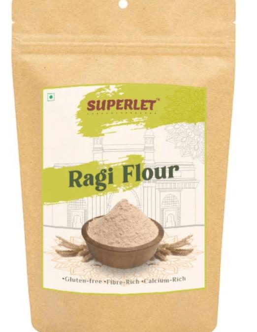 Ragi Flour by Superlet