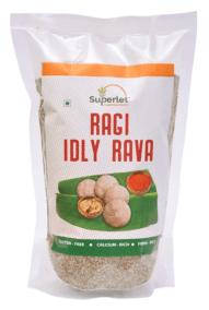 Ragi Idly Rava by Superlet