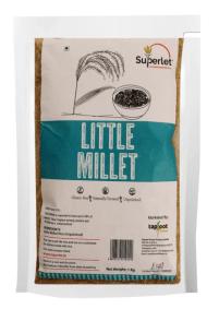 Little Millet by Superlet
