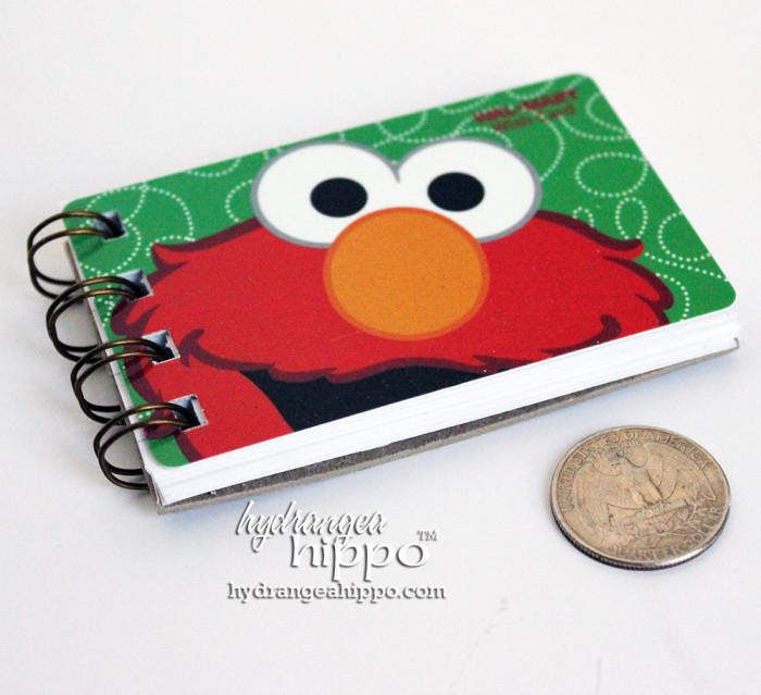 DIY Gift Card Notebook