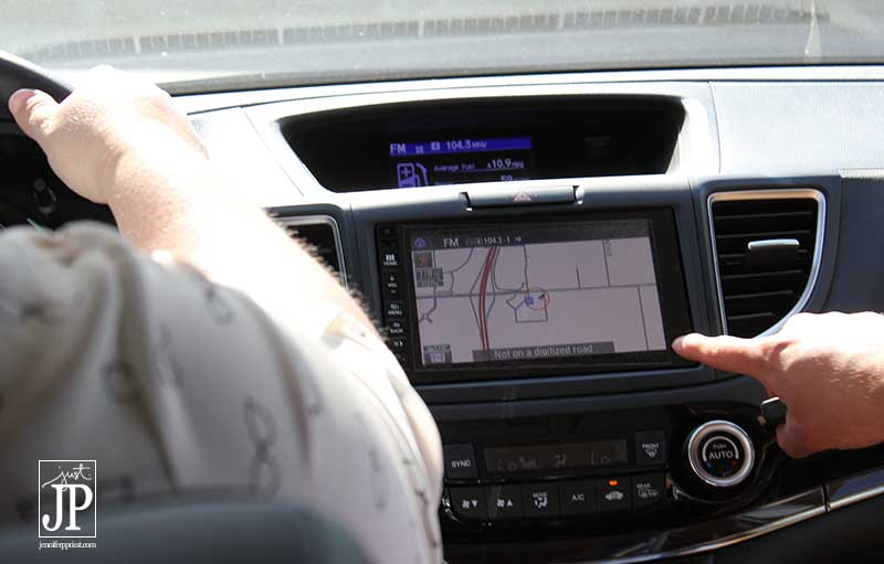 New 2015 Honda CR-V Navigation JPriest