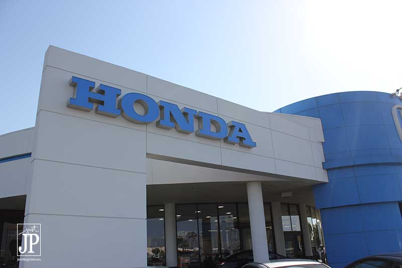 Penske Honda New 2015 Honda CR-V JPriest