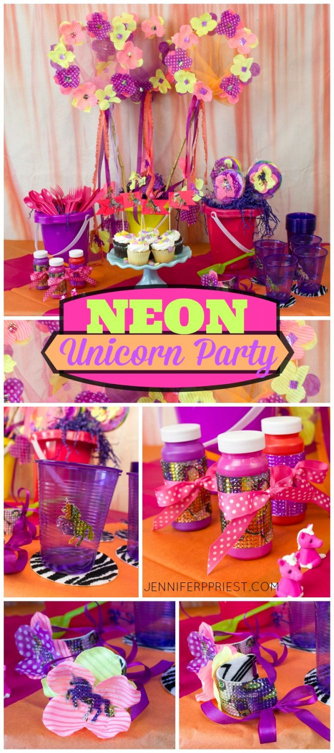 nEON uNICORN pARTY JPriest