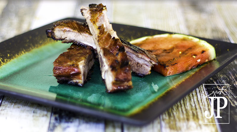 How to make Citrus Chile Barbecue Ribs JPriest