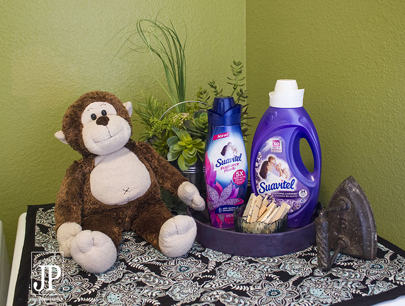 Use Suavitel Fragrance Pearls to freshen clothes, bedding, and stuffed animals with a long lasting scent.