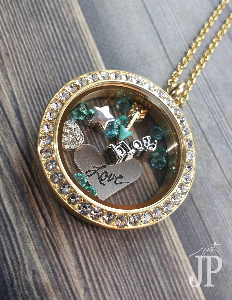 Origami Owl Blog Necklace JPriest