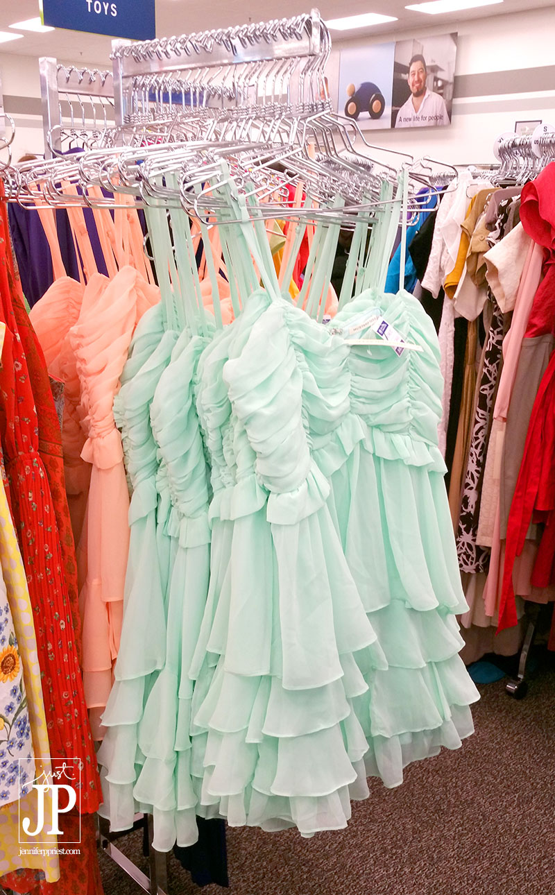Best find for teens: prom dresses at the new Deseret Industries store in Fontana, CA