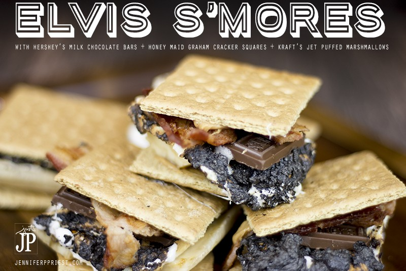 EASY Elvis Smores Recipe by JPriest
