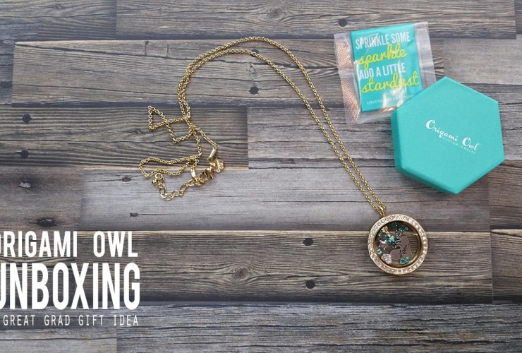 Graduation Gifts For Her – Origami Owl Living Locket Necklace