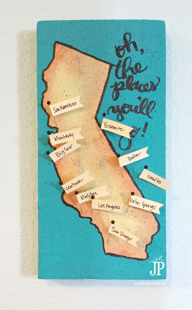 Easy DIY Travel Map You Can Make in 1 Hour Make A Travel Map on geographically correct world map, build a travel map, los angeles travel map, create personal travel map, tours world map, make my own route map, create a travel map, make your own cluster maps, my travel map, magnetic travel map, make your own secret map,
