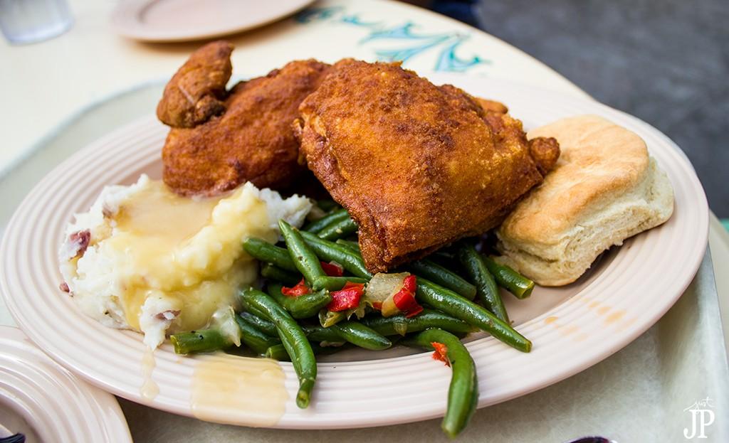 Plaza-Inn-Chicken-Dinner-BEST-DEAL-at-Disneyland-JPriest
