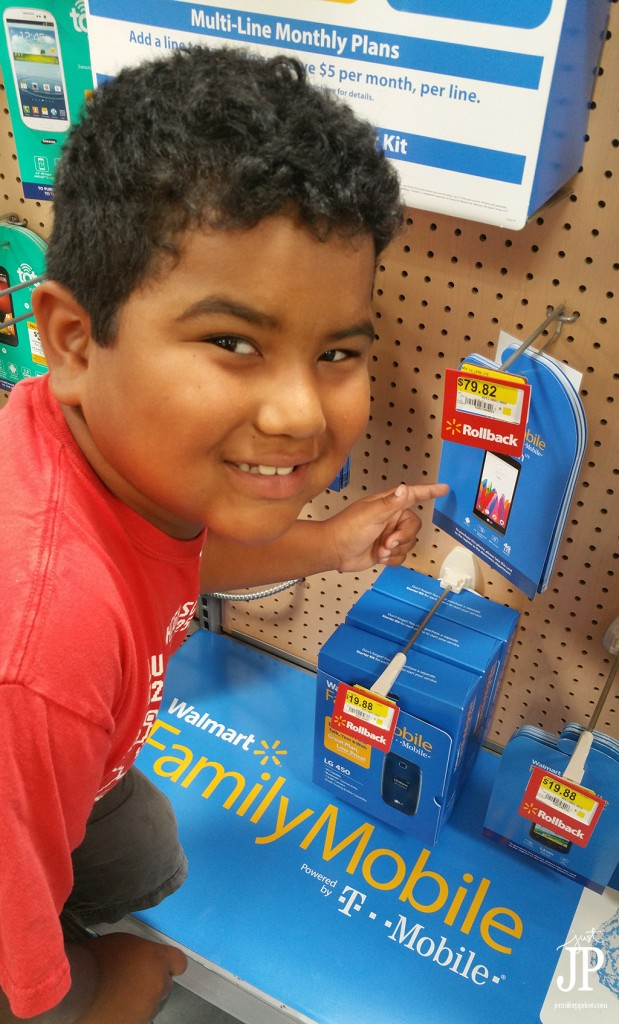 The Best Deal for Smart Phones - Back to School with Walmart