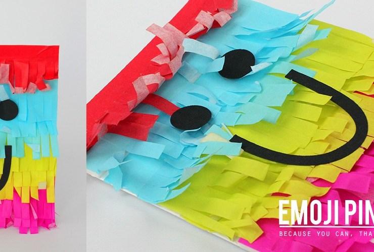 Emoji Pinata Card – PINATA WEEK!