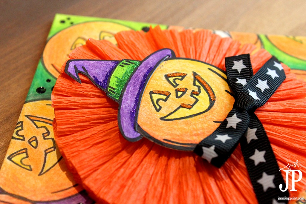 Halloween-Card-Detail---Glitter-with-Tombow-Glue-Pen-JPriest