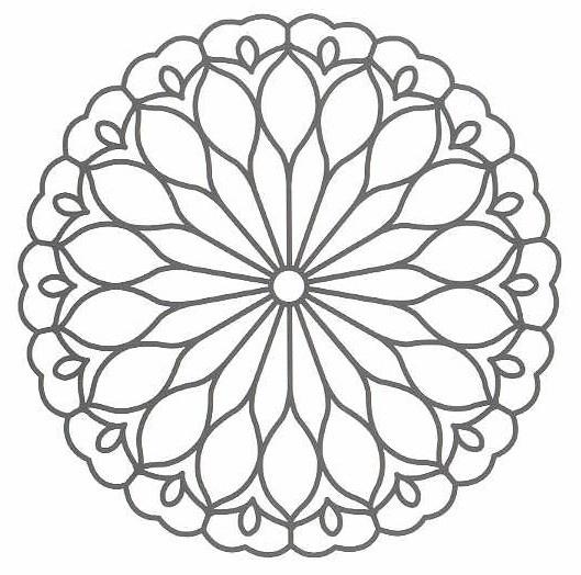 Prtinable Mandala