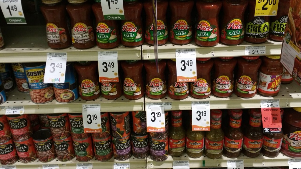 pace picante at vons