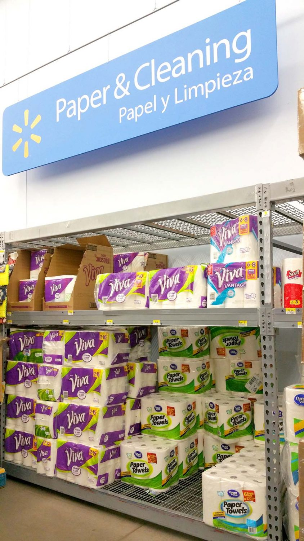 Find Viva Vantage in Walmart