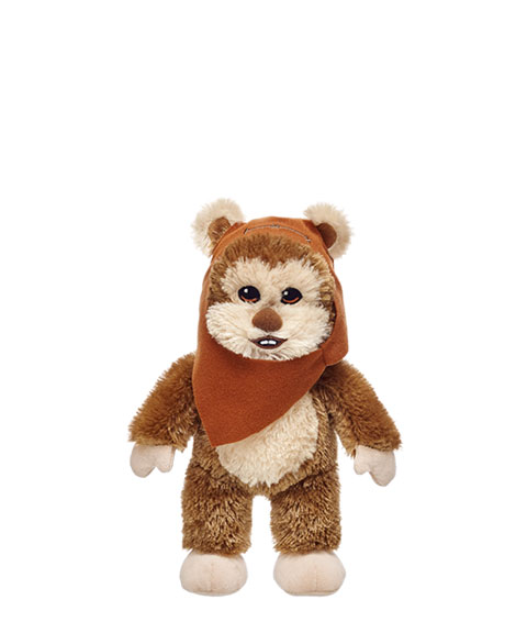 BABW mini Ewok Star Wars