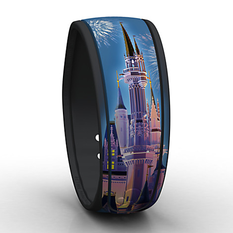 DIsney Magic Band Castle
