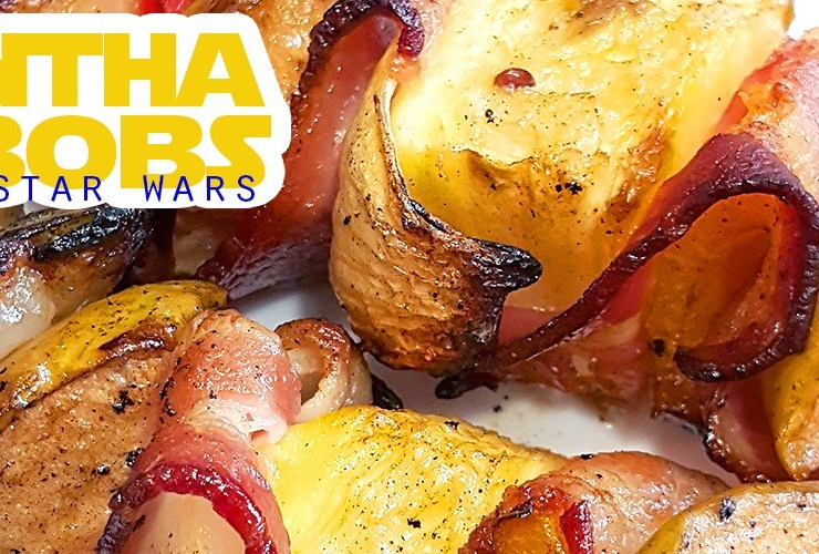 Star Wars Bantha Kabobs – Cave Tools Kabob Set Review