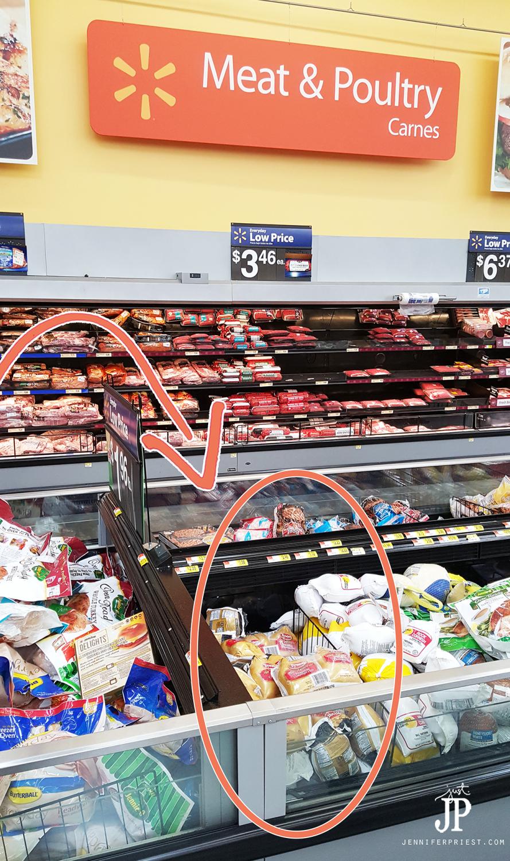 Where-to-Find-Tyson-Cornish-Hens-in-Walmart-Meat-Dept-JPriest