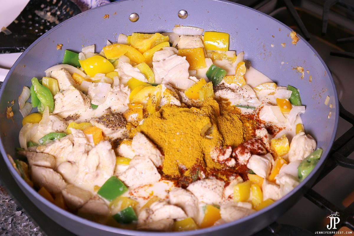 10---Add-Spices---Thai-Peanut-Chicken-Curry-Recipe