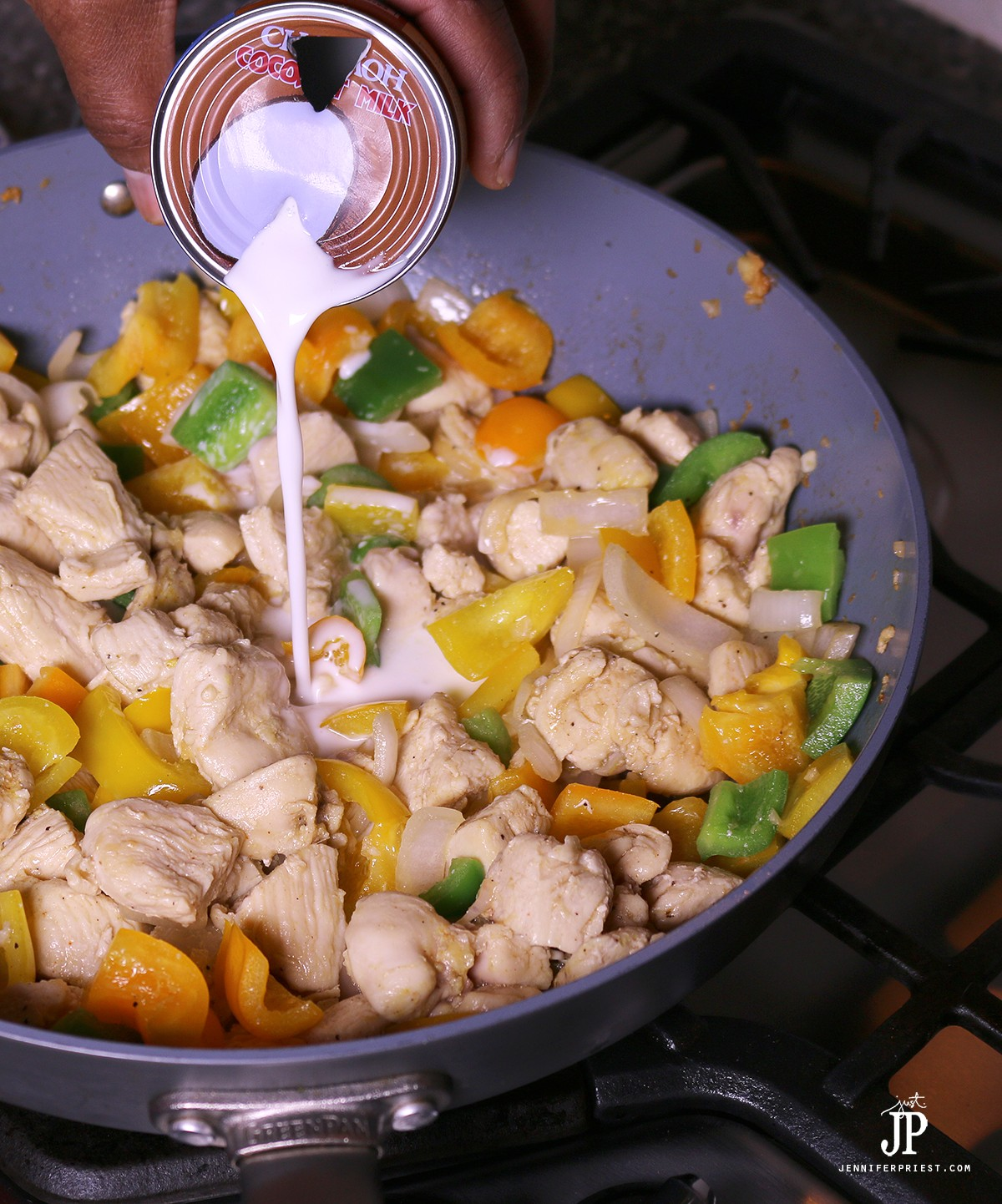9---Add-Coconut-Milk---Thai-Peanut-Chicken-Curry-Recipe