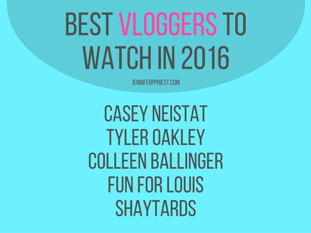 Best Bloggers to watch in 2016 JustJP