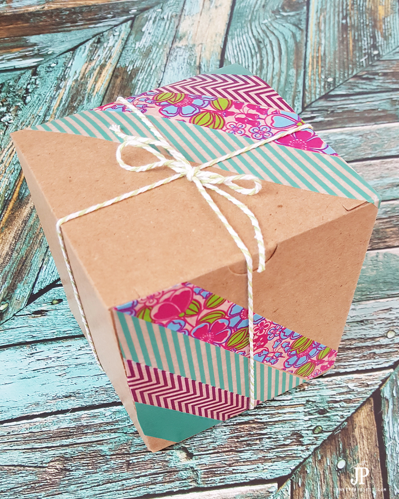 DIY-Washi-Tape-Gift-Box
