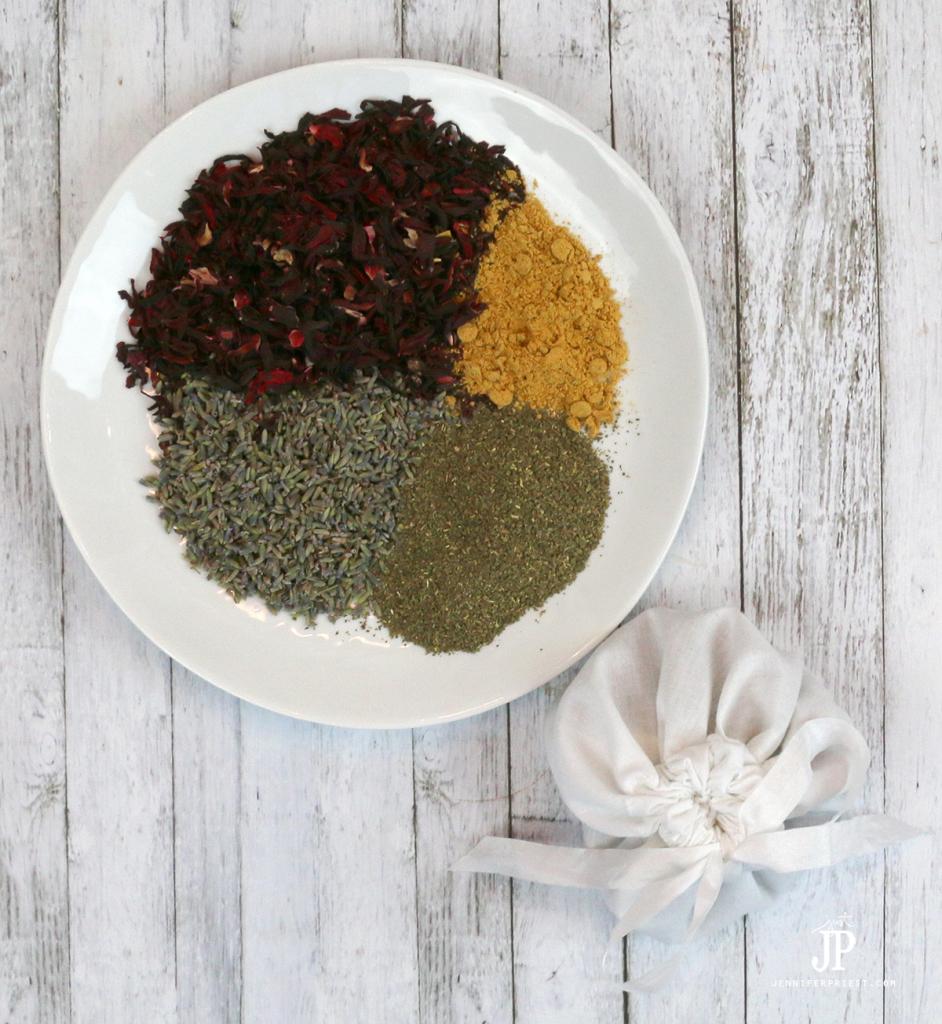 DIY-bath-Sachet-Ingredients-JustJP