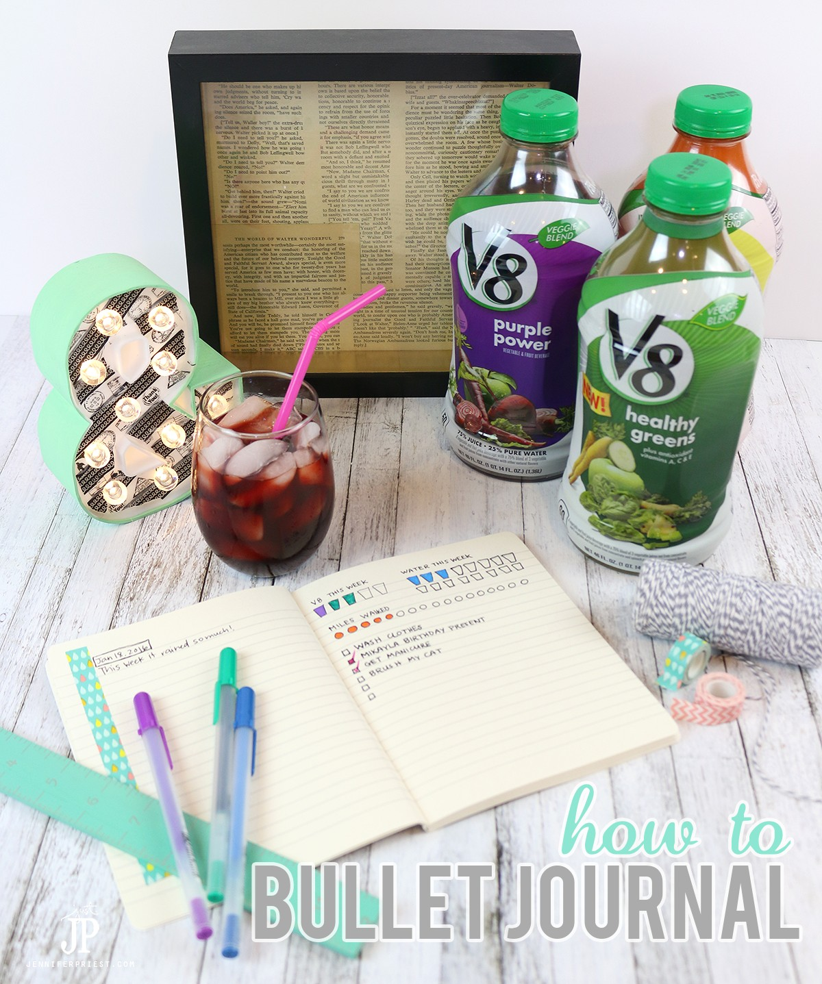 How-to-Bullet-Journal-with-Jennifer-Priest-JustJP