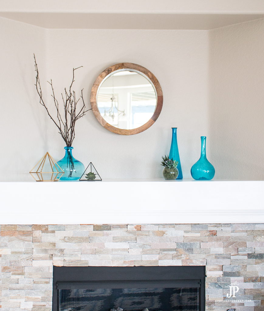 DIY-mantel-makeover-with-The-Home-Depot-Jenniferppriest