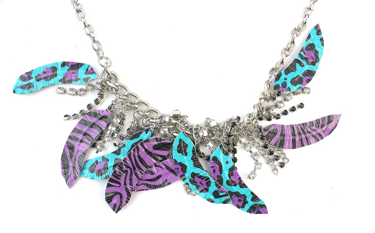 Duct-Tape-Feather-Necklace