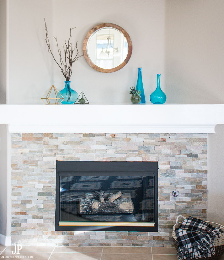 NEW-DIY-stacked-stone-fireplace-and-mantle-jenniferppriest